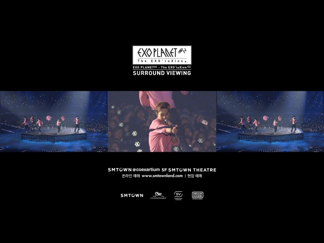 [EXO PLANET 2 The EXO'luXion [dot]] SURROUND VIEWING_TEASER