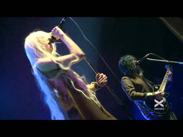 The Pretty Reckless - Cold Blooded (Argentina 29/07/12)