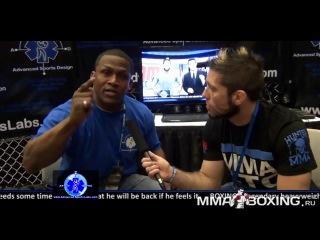 Мы можем умереть в этом спорте - интервью Кевина Рэнделмана vs vj;tv evthtnm d 'njv cgjhnt - bynthdm. rtdbyf h'yltkvfyf