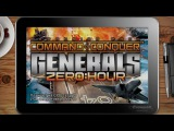 ИГРЫ НА WINDOWS ПЛАНШЕТЕ / Command & Conquer Generals / on tablet pc game playing test gameplay
