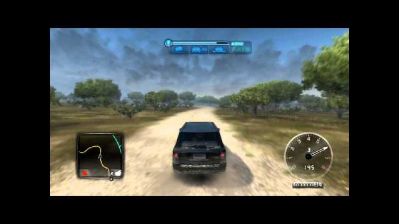 TDU2-Тест-драйв Range Drover Sport