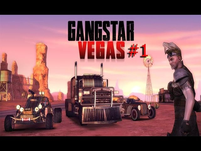 Android Play 5 - Gangstar Vegas 1