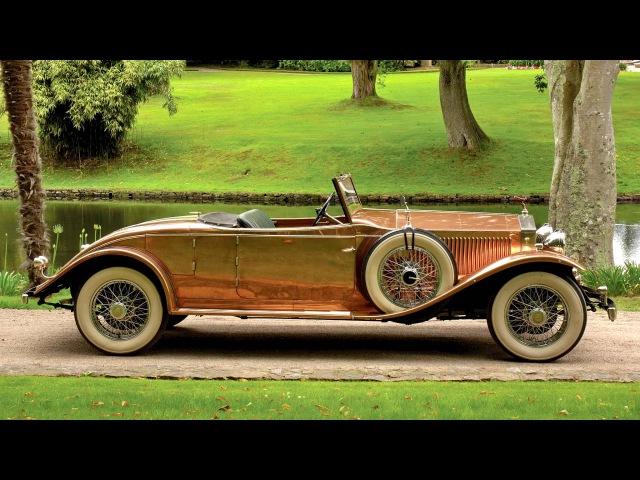 Rolls Royce Phantom II Open Tourer by Brockman '1930