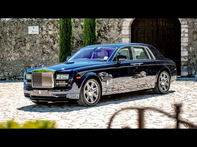 Rolls Royce Phantom UK spec '2012