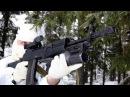 """Весьма эффективное и грозное оружие для профессионалов.Автомат Никонова АН-94 """"Абакан"""""""