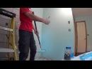 Как Покрасить Стены Ванной Комнаты за 7 Минут Коротко и Ясно