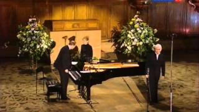 Dmitri Hvorostovsky. Romances (Tchaikovsky, Rachmaninoff), Verdi arias, Neapolitan songs