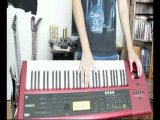 Children Of BodomWarmenSonata Arctica keyboard