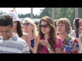 Открытие бульвара Победы в Северной Мызе. Репортаж ТК Первый Тульский