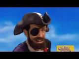 ЛентяевоВедь мы пираты - LazytownYou're A Pirate