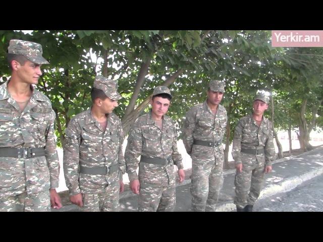 Zinvori erg@-(Զինվորի երգը)-Sasunciner-(Sasno-Curer)