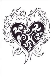 Рисуем сердечки хной ко дню Святого Валентина.❤