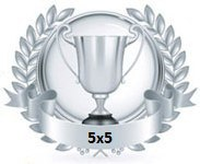 Победа в Кубке лиги 5х5
