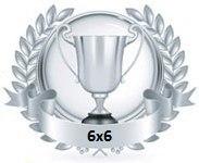 Победа в Кубке лиги 6х6