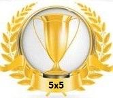 Победа в Чемпионате 5х5