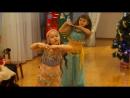 танец Восточные красавицы от султаном!утренник Амелии 0016