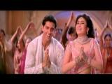 Индийский танец  Ритик Рошан & Карина Капур / И в печали и в радости (2001)