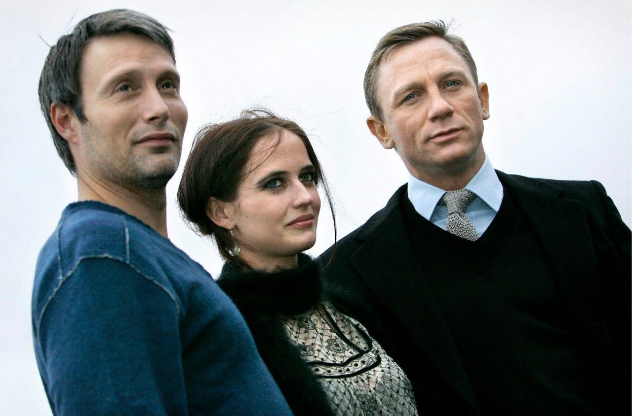 Казино Рояль Єва Ґрін Заборона казино в Росії