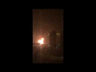 Мощнейший взрыв в Китае _explosion in China