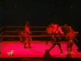 WWF Heat 11.04.1999- Kane &amp X-Pac vs Owen Hart &amp Jeff Jarett vs New Age Outlaws