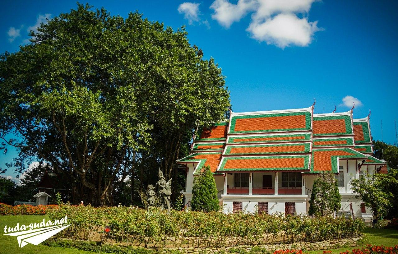 Phuping Palace
