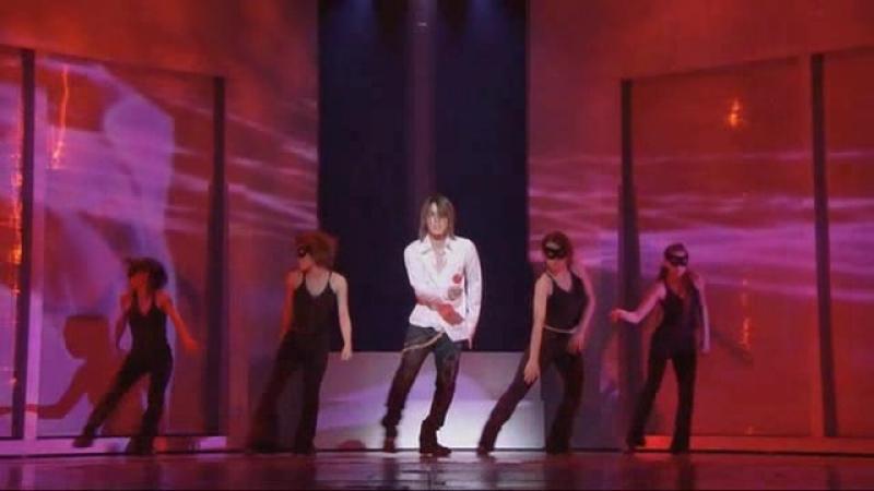 (KAT-TUN) I wanna give you all my love - Groove Shadow
