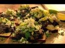 Рецепт от Гордона Рамзи - Острая черная фасоль с фетой и авокадо