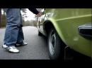 Fiat 125p runaway