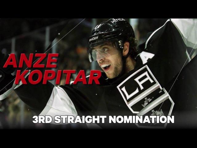 NHL Awards: The Frank J. Selke winner is...