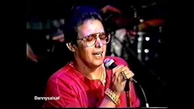 Hector Lavoe - La Murga (En Palladium N.Y 1988)