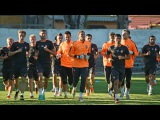 Shakhtar continue to prepare for the Super Cup tie in Odesa