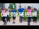 CAN'T STOP THE FEELING! - Justin Timberlake Dance | @MattSteffanina Choreography