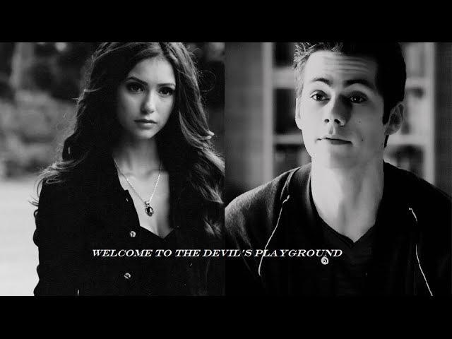 Stiles Katherine - Welcome to the devil's playground (AU)