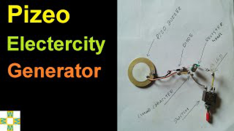 Pizeo Electric city genrator