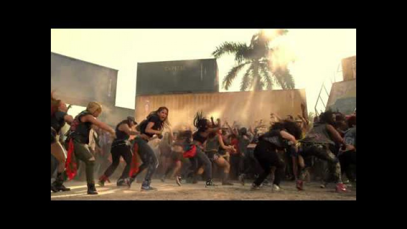 Шаг вперед 4 Step Up Revolution 2012 Финальный флеш моб m