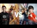 SKT T1 Faker vs G2 Perkz Ryze vs Azir MID Full Gameplay MSI 2016 Day 5