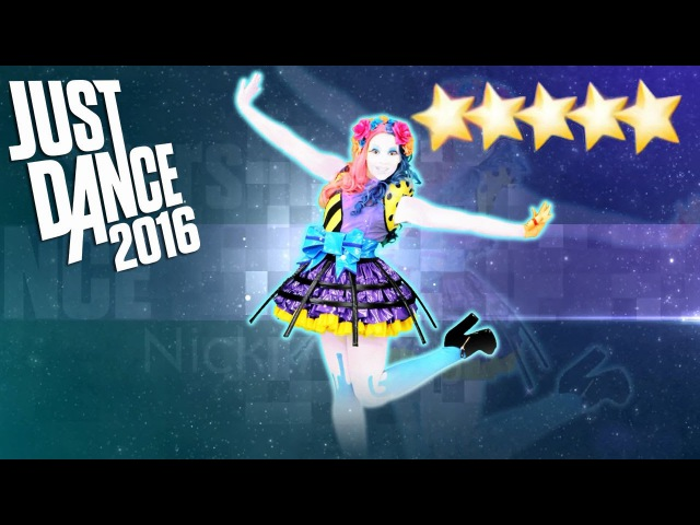 Starships - Just Dance 2016 (Unlimited) - Full Gameplay 5 Stars