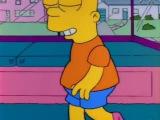 Барт Симпсон на лабутенах (Симпсоны) / Bart Simpson with louboutins (The Simpsons)