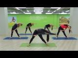 Базан Елена Dynamic Stretching For flexibility and health by Elena Bazan