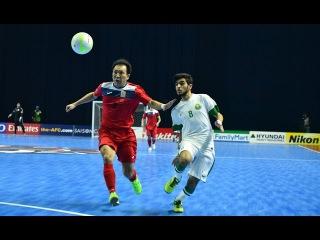 KYRGYZSTAN v SAUDI ARABIA: AFC Futsal Championship 2016 (Group Stage)