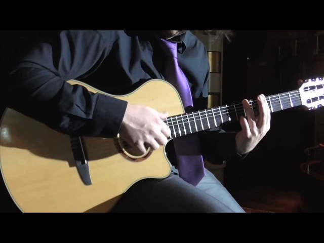 Phantom of the Opera on Classical guitar