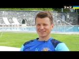 Как проходит финальный этап подготовки сборной Украины к Евро-2016
