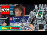 LEGO Ideas: Exo-Suit - Brickworm