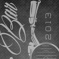 Логотип OZZY BAR
