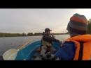 Учимся управлять лодкой.