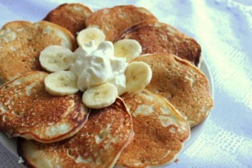 оладьи из бананов рецепт с фото лучший