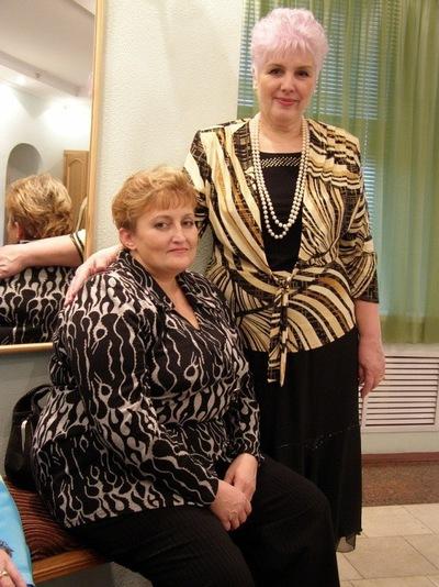 Нина Фёдоровна