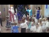 новогодний праздник (прощание с Дедом Морозом)