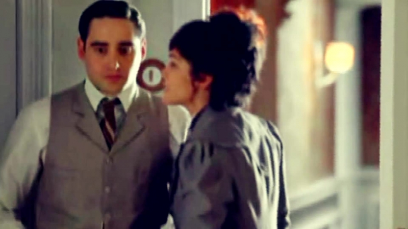 Gran Hotel / Гранд Отель (Андрес и Майте) - La Locura Del Amor