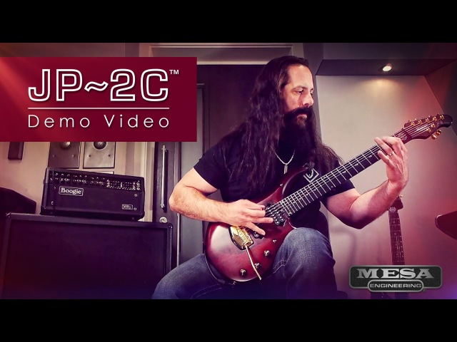 MESA/Boogie JP-2C – John Petrucci Signature Mark IIC Official Demo